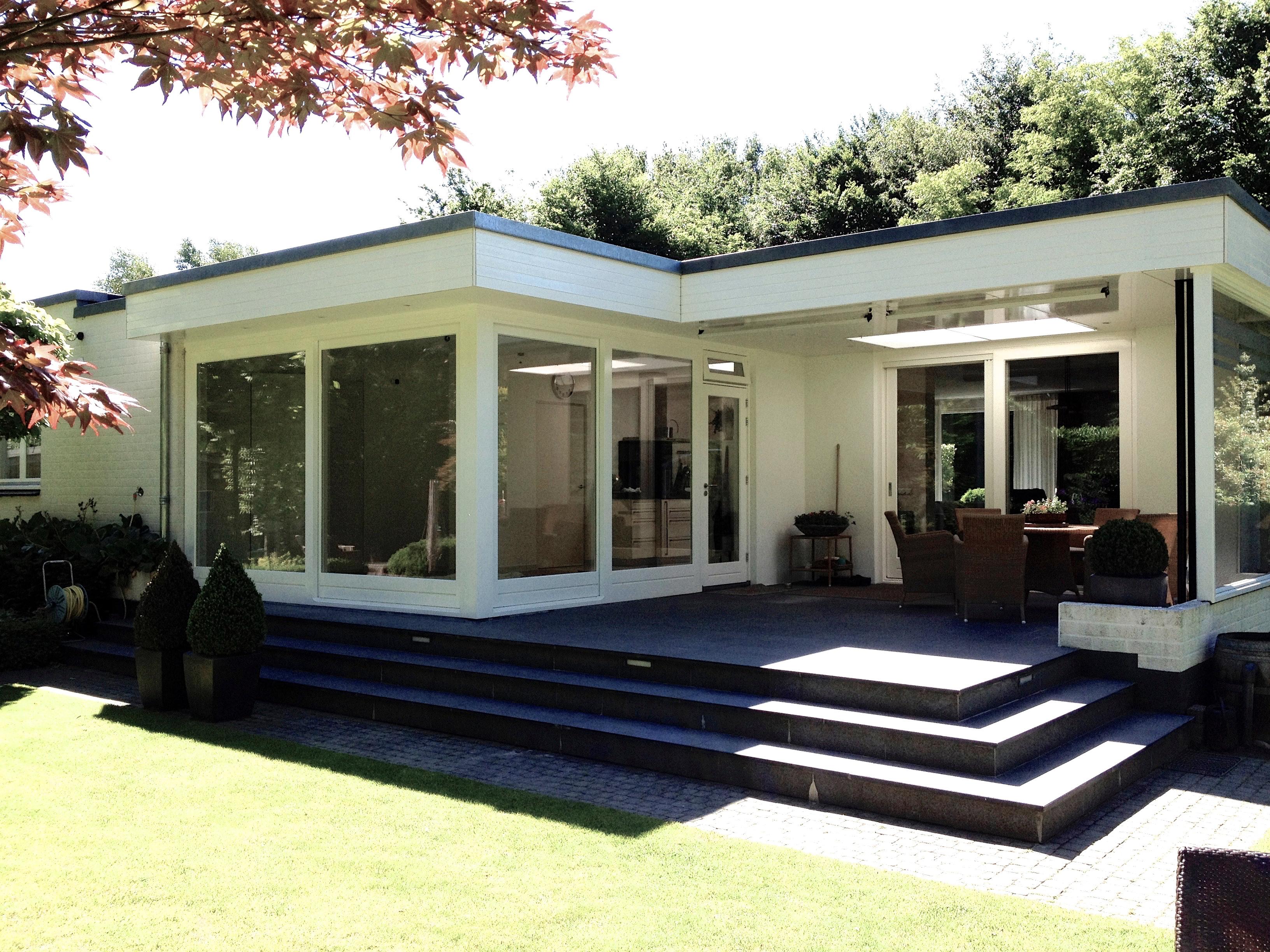 uitbreiding bungalow veldhoven